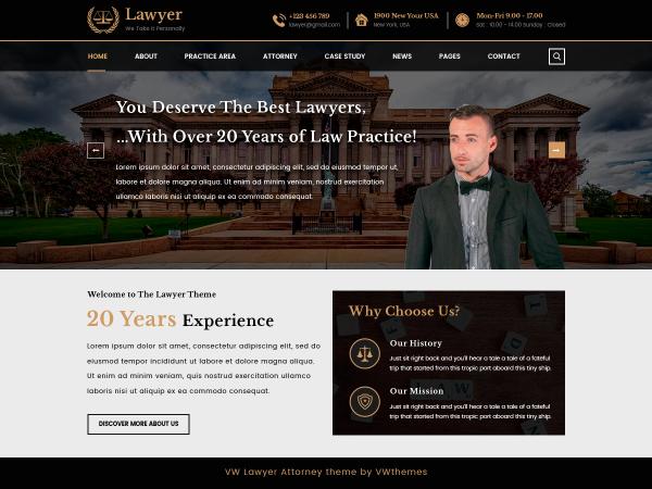 Avukatv1 Teması