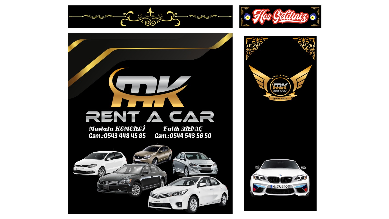 MK RENT A CAR