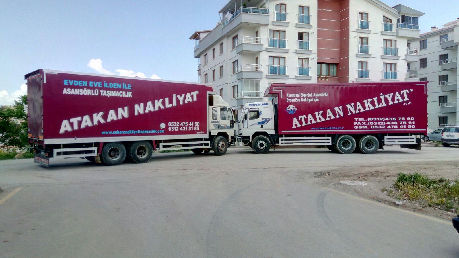 Ankara Asansörlü Nakliyat, Eşya Taşımacılık Şirketleri Ankara