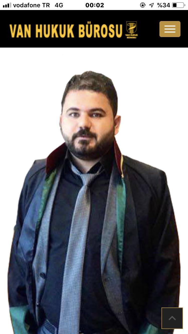 Van Avukat Gökhan Başkurt