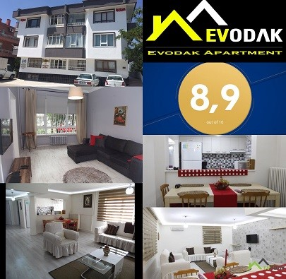 EVODAK APARTMENT KONAKLAMA LTD.ŞTİ