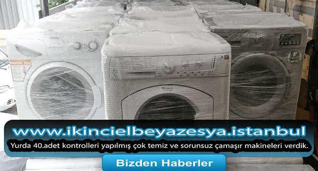 İkinci El Beyaz Eşya İstanbul